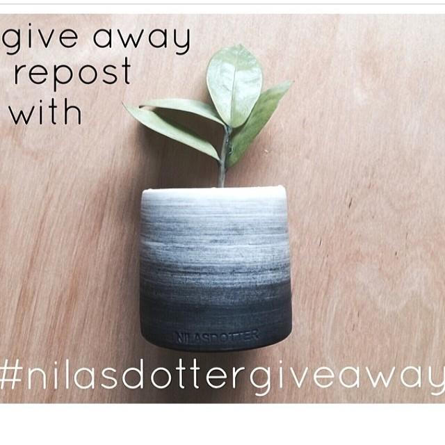 I'd LOVE a #nilasdottergiveaway check out her wonderful work @nilasdotter #ceramics