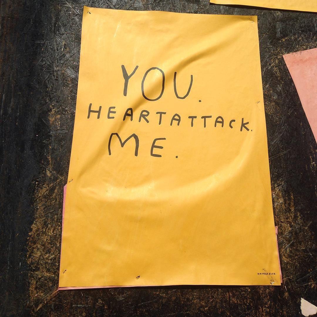 I liked this. #wastedrita #dismaland #youheartattackme