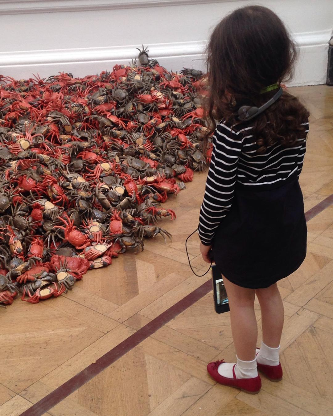 Family outing to #aiweiwei